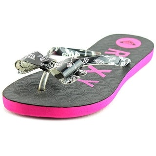 Roxy RG Lulu Open Toe Synthetic Flip Flop Sandal