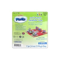 Polyform Pluffy Clay Multipack Tropical