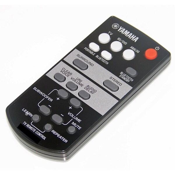 OEM Yamaha Remote Control Originally Shipped With: ATS-1520, ATS1520