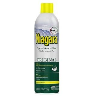 Niagara F17 08120 Spray Starch Original, 20 Oz