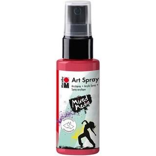 Marabu Art Spray 50Ml-Cherry Red