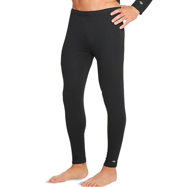 Champion NEW Deep Black Mens Size Small S Pull-On Athletic Logo Pants