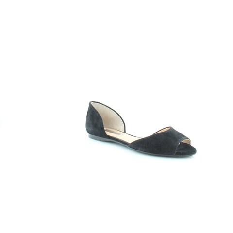 INC International Concepts Elsah Women's Flats & Oxfords Black
