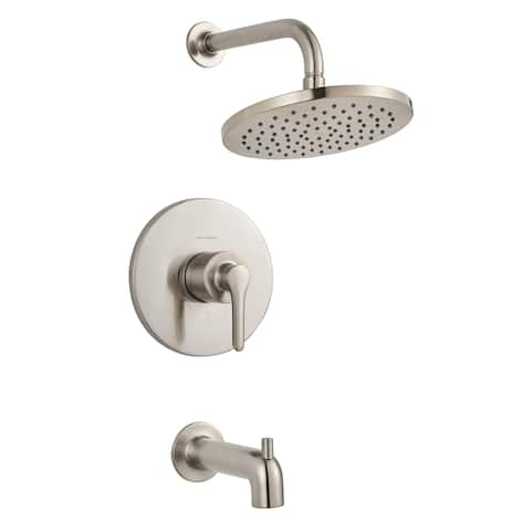 American Standard TU105.502 Studio S Tub and Shower Trim Package with 2.5 GPM Single Function Shower Head