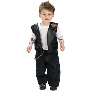 Lil' Biker Boy Harley Davidson