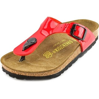 Birkenstock Gizeh N Open Toe Synthetic Thong Sandal
