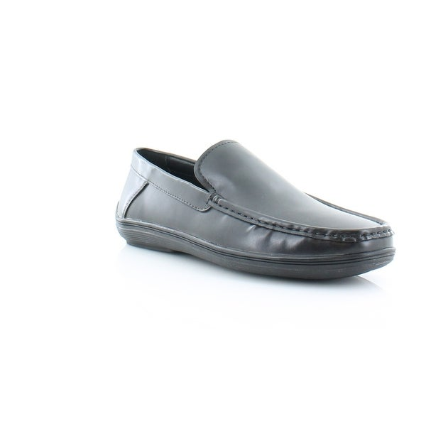 Unlisted By Kenneth Cole Shell Out Men's Loafers & Slip-Ons Black - 8