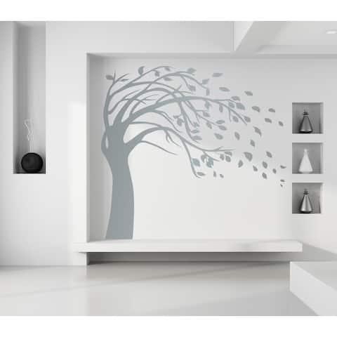 Tree Wall Decal, Tree Wall sticker, Tree wall decor, Tree Wall Art