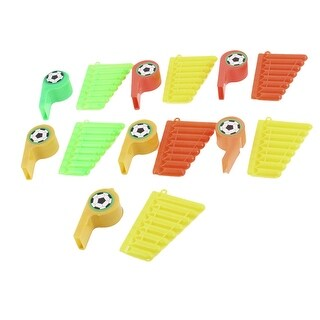 Children Match Basketball Referee Colorful Melodica Pianica 14 Pcs