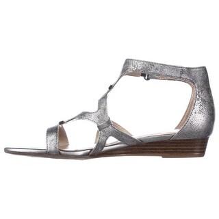 Naturalizer Womens Juniper Open Toe Casual Strappy Sandals