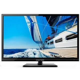 "Majestic 19"" LED Full HD 12V TV w/Built-In Global HD Tuners, DVD, USB & MMMI Ultra Low Power Current - LED222GS"