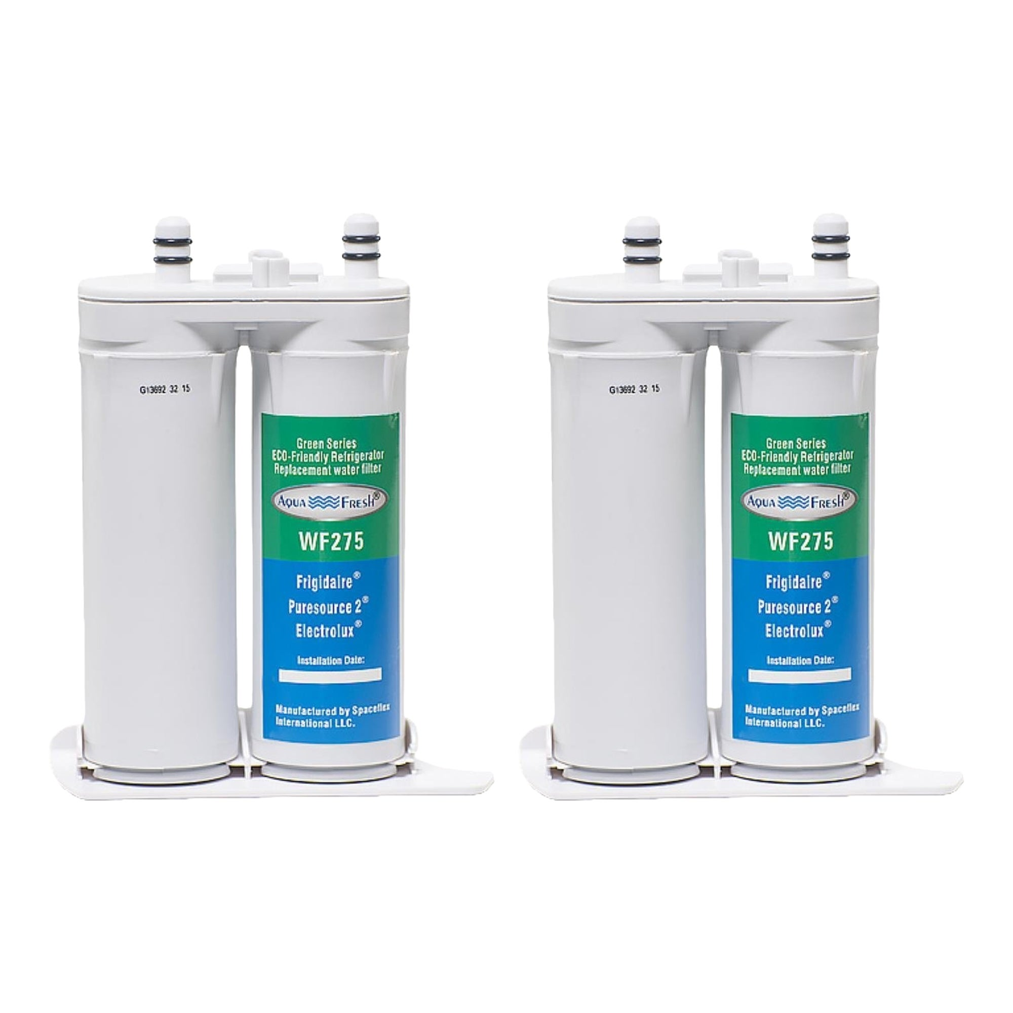 2 Packs Replacement for Electrolux EW23BC85KS7 Refrigerator water filter