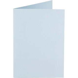 Baby Blue - Papicolor A6 Folded Cards 6/Pkg