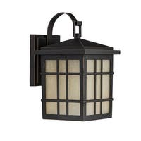 "Park Harbor PHEL1600 Ambler 11"" Tall Single Light Outdoor Wall Sconce"