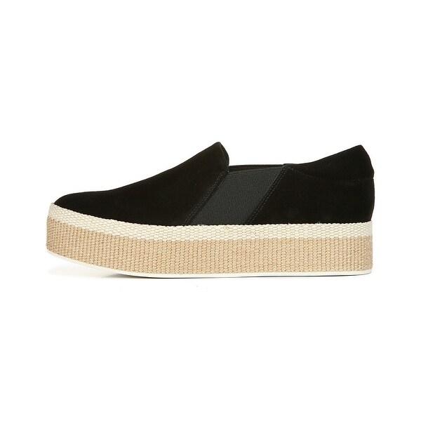 Shop Vince Wilden Suede Sneaker