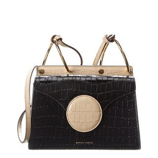 Link to Danse Lente Mini Phoebe Croc-Embossed Leather Crossbody Similar Items in Shop By Style