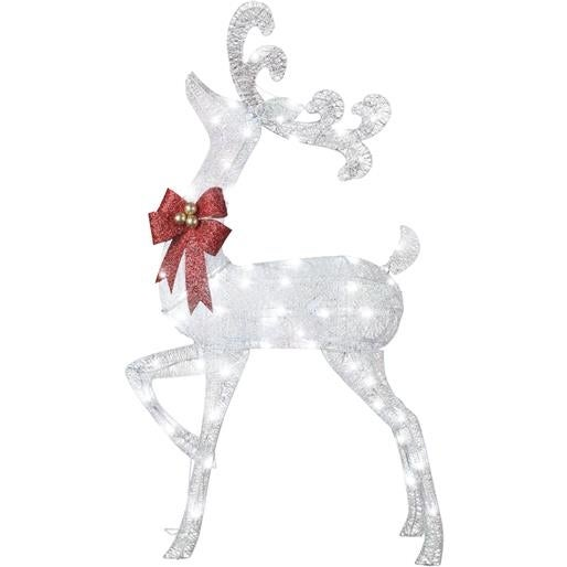 Gemmy Industries Lighted Outdoor Deer 84948 Unit: EACH