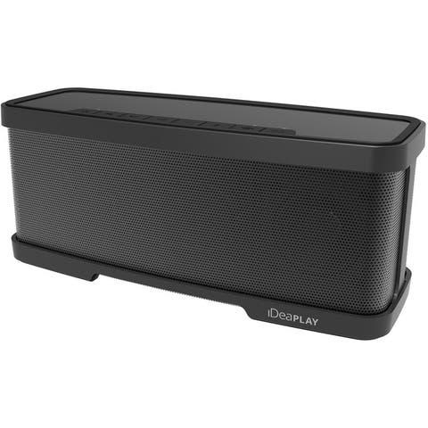 Idea electronics w200 black idea2.1 ch bt speakers 2x5w