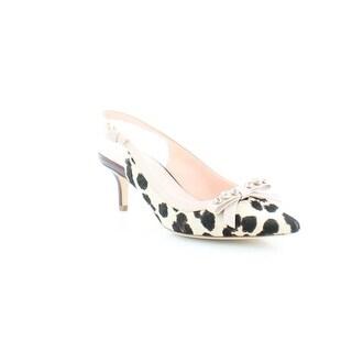 Kate Spade Palina Women's Heels Blush/Brown Leopard