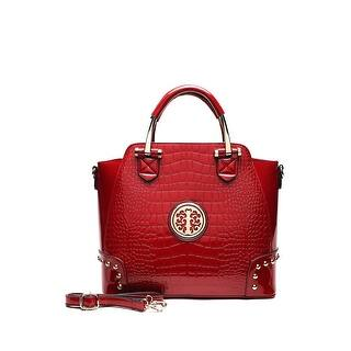 Style Strategy Dawn Croc Patent Leather Bag Red|https://ak1.ostkcdn.com/images/products/is/images/direct/359feb25a50ad51509fb0553106b4c2eb273f74b/Style-Strategy-Dawn-Croc-Patent-Leather-Bag-Red.jpg?impolicy=medium