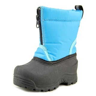 Northside Icicle Round Toe Canvas Winter Boot