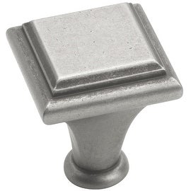 Amerock Weathered Nickel Knob