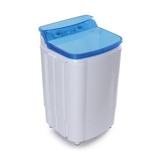 Shop Della Portable Washing Machine Single Tub Spin Dry 6