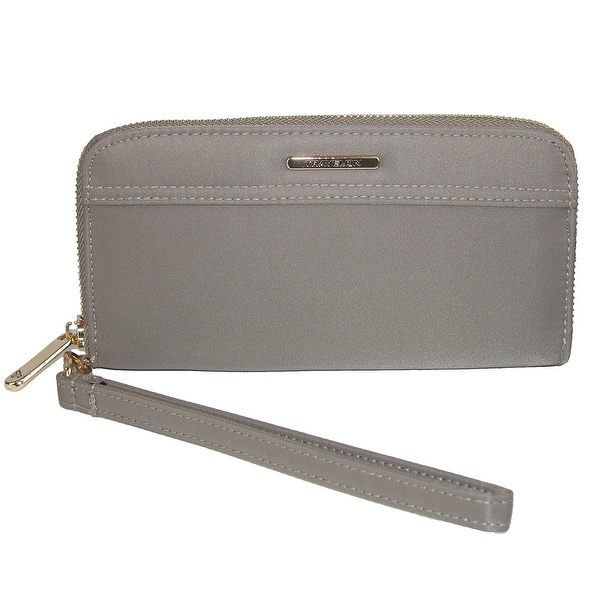 Travelon Women's RFID Blocking Tailored Slim Zip-Around Wallet - One size