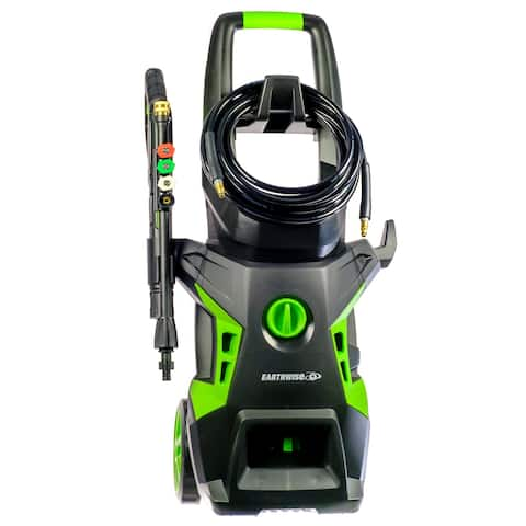 Earthwise PW190002 1900 PSI 13-Amp Electric Corded Pressure Washer