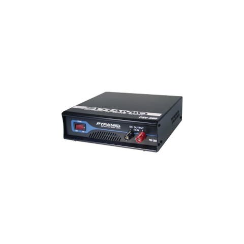 PYRAMID PYRPSV300B Heavy-Duty 30 Ampere Switching Power Supply - Multicolor
