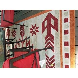 Unique Loom Albuquerque Indoor/ Outdoor Area Rug