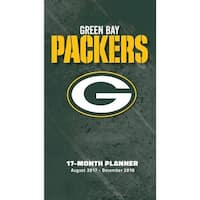 Green Bay Packers Pocket Planner, Green Bay Packers by Turner Licensing