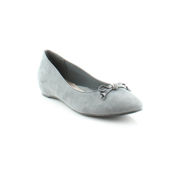 Soft Style by Hush Puppies Cahill Women's Flats & Oxfords Dk Grey