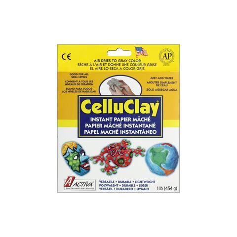 Activa Celluclay 1 Lb Gray