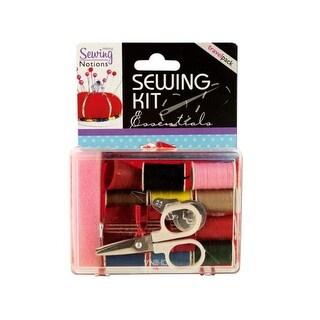 Bulk Buys GM981-96 Sewing Travel Kit