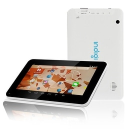"Indigi® Ultra Slim 7.0"" Android KitKat TabletPC w/ Bluetooth + WiFi + Dual Camera + Google Play Store"