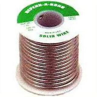 Oatey 21018 40/60 Solid Wire Solder, 1 lbs