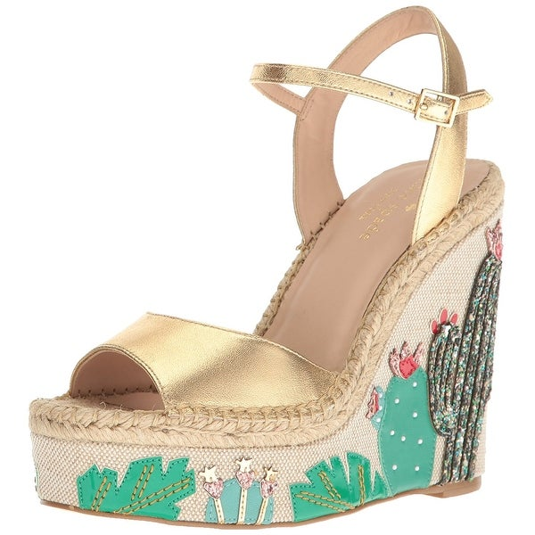 Kate Spade New York Womens Dallas Open Toe Special Occasion Slingback Sandals
