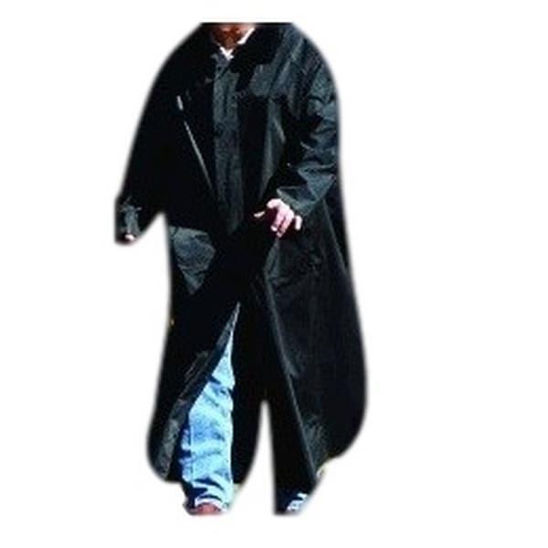 Double S Western Jacket Adult Saddle Slicker Waterproof Black. Opens flyout.