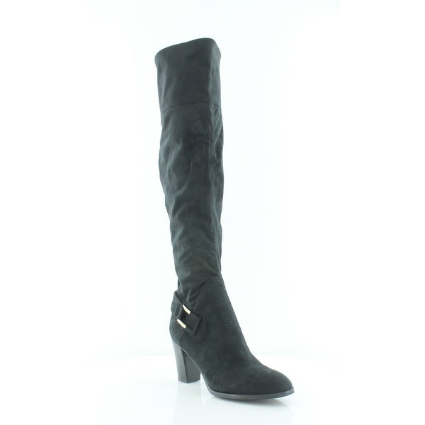 Marc Fisher Christyna Women's Boots Black - 9.5