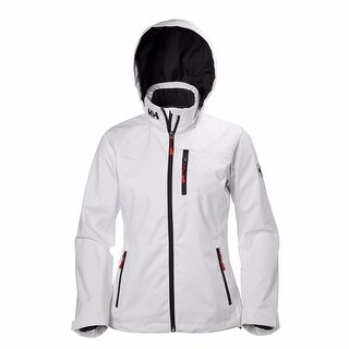 Helly Hansen Womens Crew Hooded Midlayer Jacket (5 options available)