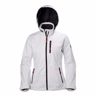Helly Hansen Womens Crew Hooded Midlayer Jacket