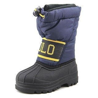 Polo Ralph Lauren Jakson Round Toe Canvas Snow Boot