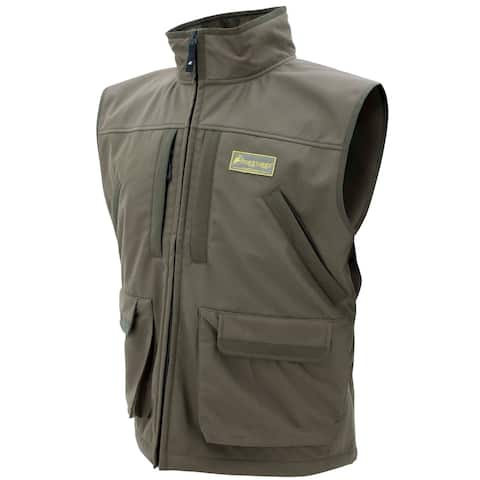 Frogg toggs fh33101-452x frogg toggs fh33101-452x pilot fleece vest-brown-size 2x