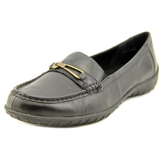 Walking Cradles Clara N/S Round Toe Leather Loafer