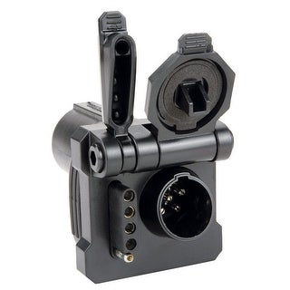 Hopkins 47570 Multi-Tow Adapter, Black