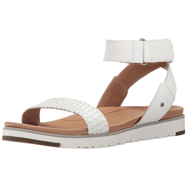 f6545aebd44 Shop UGG Women's Laddie Flat Sandal - Free Shipping Today ...