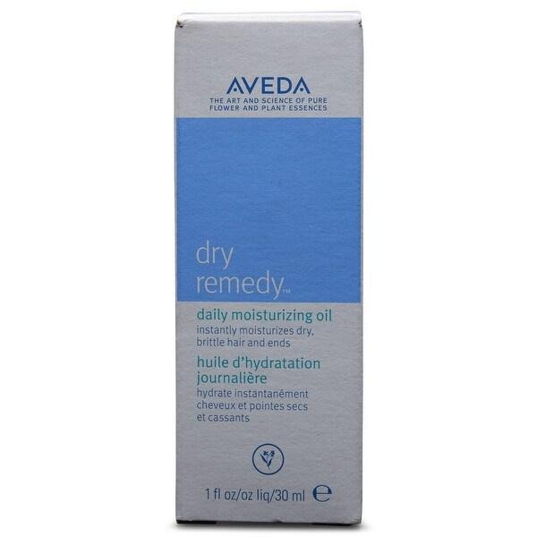 Aveda Dry Remedy Daily Moisturizing Oil 1 Oz