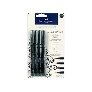 FaberCastell Pitt Artist Pen Set Essential