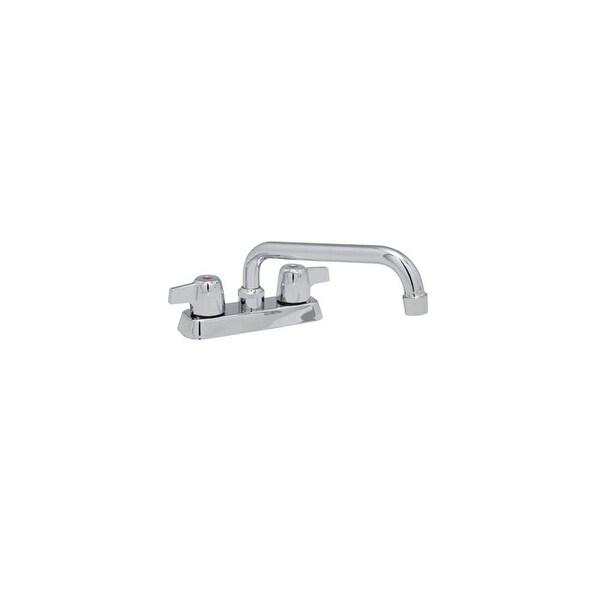Proflo Pfwsc1120 4 Centerset Bathroom Sink Faucet Chrome